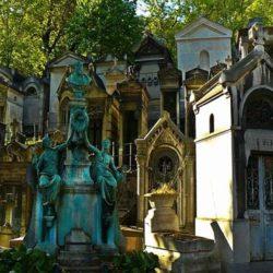 Père-Lachaise Mezarlığı